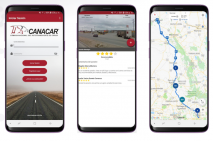 "App ""Paraderos Seguros"", solo para participantes del Distintivo Canacar"