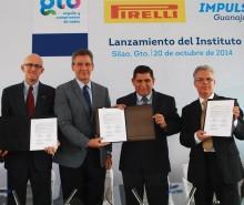 "Lanzan Instituto ""Piero Pirelli"" en Guanajuato"