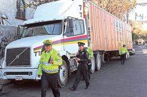 Prisión preventiva por robo al transporte de carga es constitucional