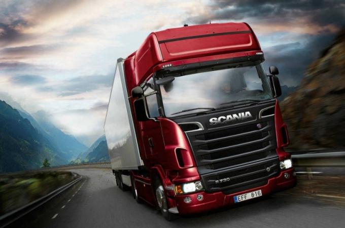 Vendería Scania México 25 camiones al gobierno para hidrocarburos