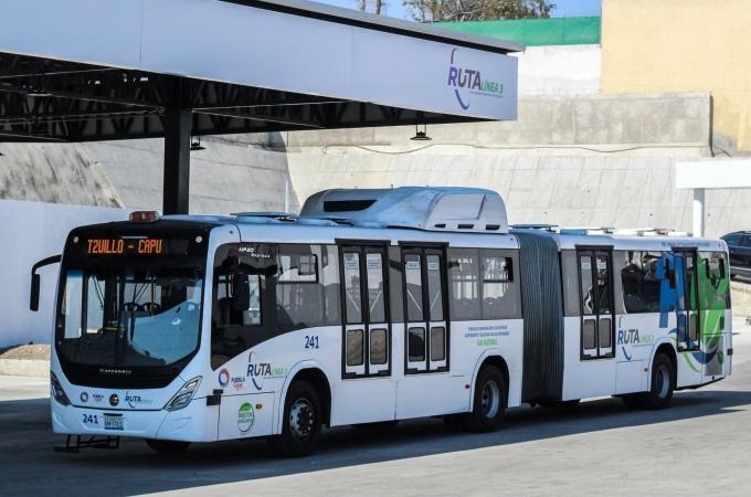 Primer corredor de transporte a gas en México usa Scania