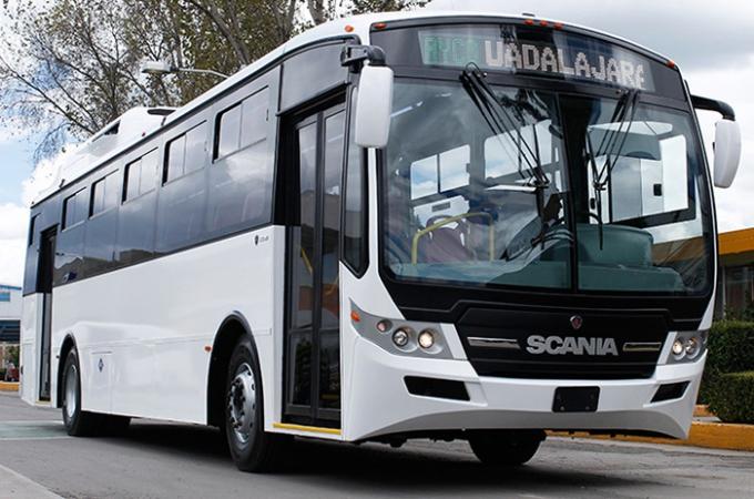 Scania propone el uso de GNV para México