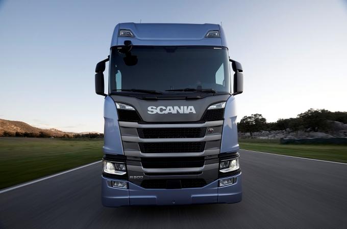 Scania muestra su responsabilidad social en México