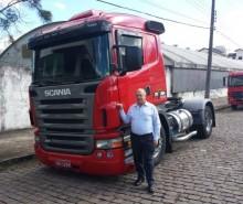 Transportadora riograndense ahorra combustible con la Banda ECO de Vipal