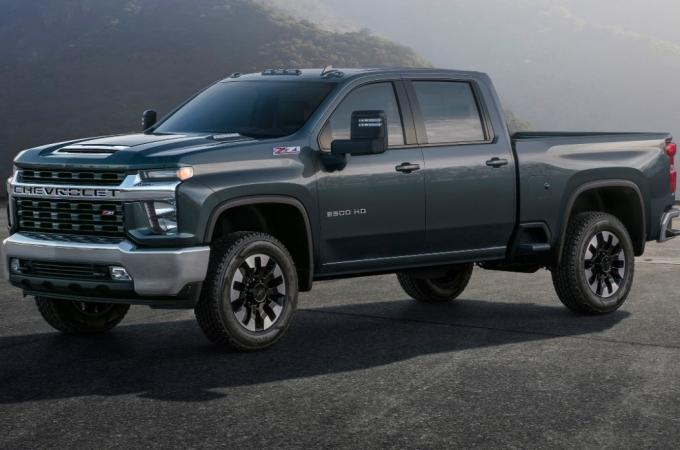 Silverado 2500 HD, un pick up con más carga y arrastre