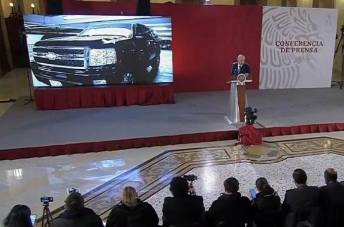 Gobierno alista subasta de vehículos en Santa Lucía