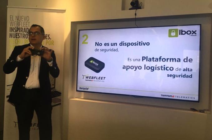 Lbox, la solución que busca acabar con el robo al transporte de carga