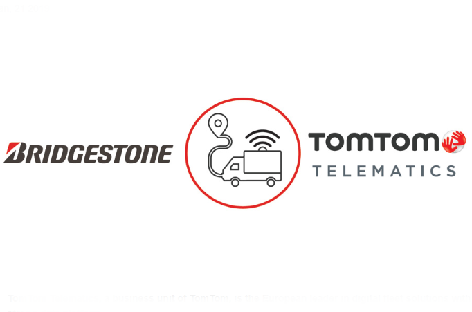 Bridgestone concreta compra de TomTom Telematics