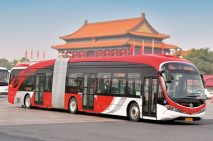 China quiere que su transporte público sea totalmente autónomo