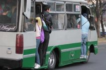 Piden cambiar el negocio en el transporte público