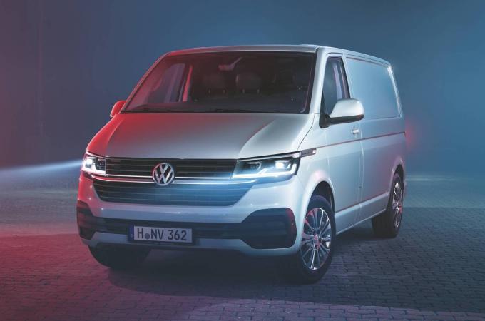 Transporter 6.1: Volkswagen lleva su van a otro nivel