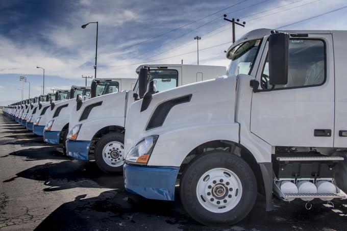 Avanzan ventas de vehículos pesados en septiembre