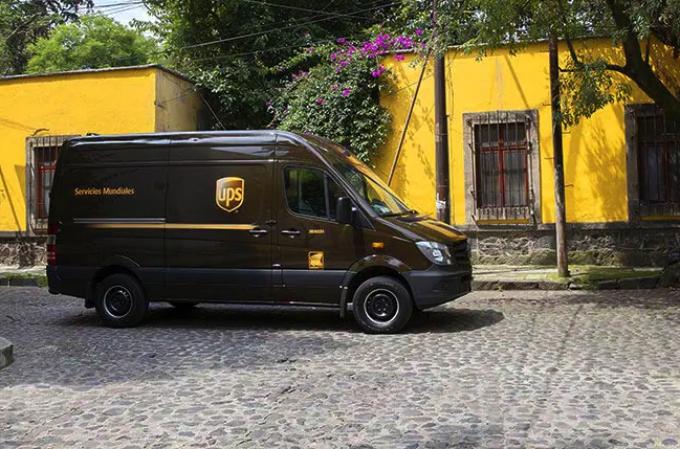 UPS saldrá de compras este año