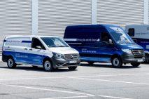 Daimler y Tesla ya platican de una van eléctrica
