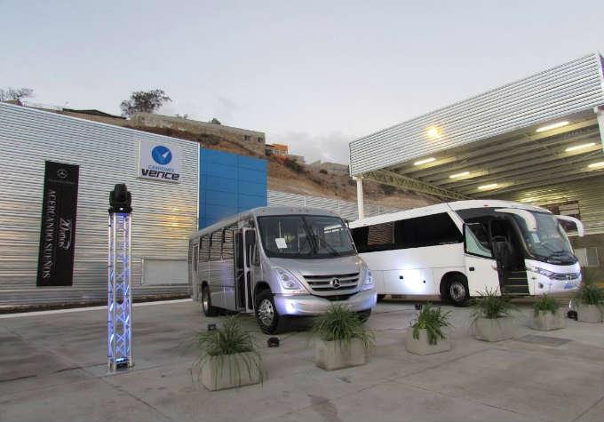 Alianza flotillera camiones vence llega a su sexta for Mercedes benz tijuana