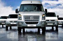 Volkswagen: récord en entrega de vehículos comerciales